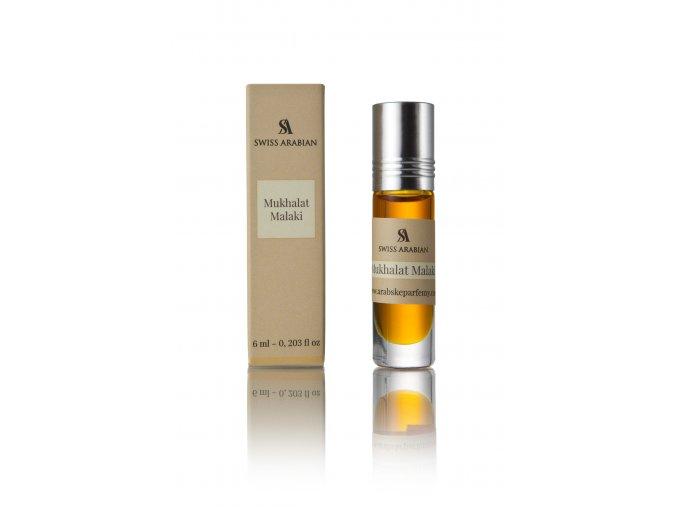 Mukhalat Malaki parfémový olej