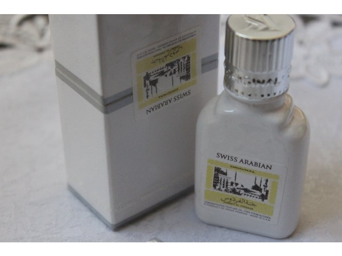 Jannet El Firdaus parfémový olej