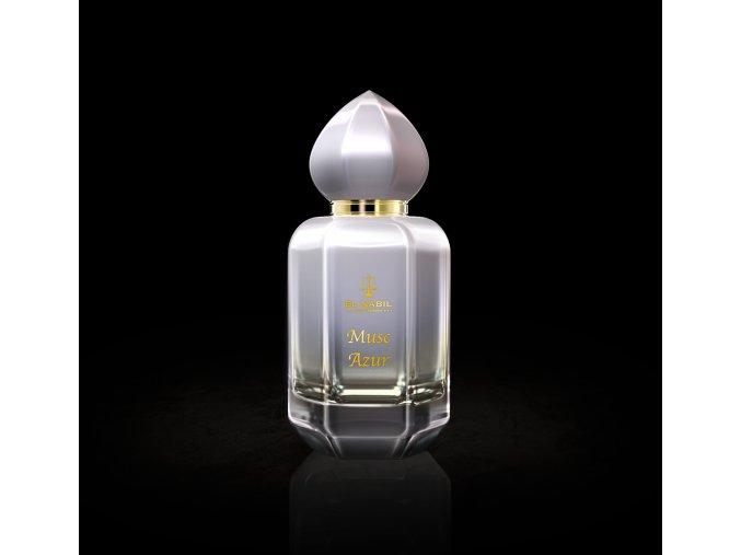 Musc Azur parfémová voda 50ml poničená etiketa na krabiččce