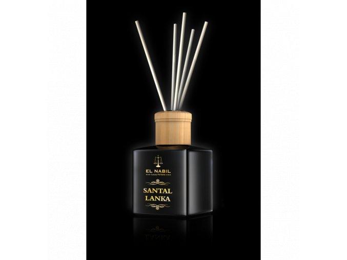 Mandarine Sicilienne - Aroma difuzér s bambusovými tyčinkami 150 ml - poničená krabička