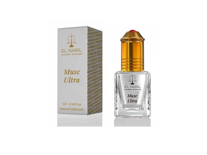 El Nabil - Musc Ultra - Parfémový olej