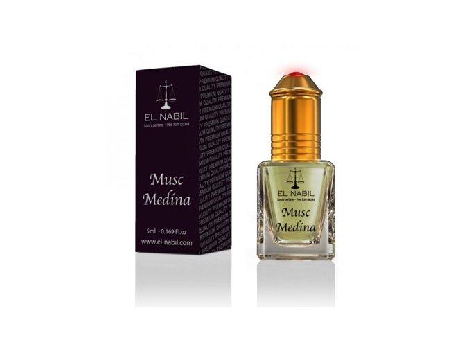 El Nabil - Musc Medina - Parfémový olej - Dámský