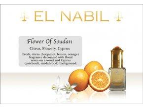 Flower of Soudan parfémový olej