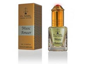 El Nabil - Musc Ameer - Parfémový olej - Pro ženy