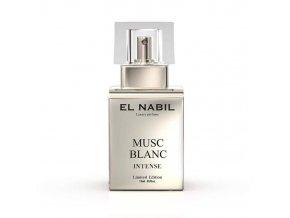 musc blanc spray parfum intense El Nabil