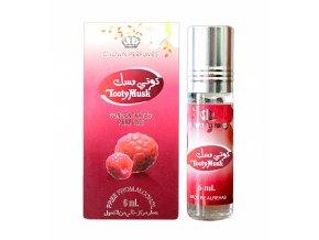 tooty musk koncentrovaný parfémový olej