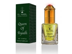 El Nabil - Queen of Ryadh - Parfémový olej - Pro ženy