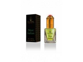 Musc Sultan El Nabil koncentrovaný parfémový olej