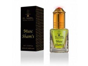Musc Sham´s parfémový olej