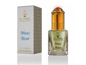 Musc Azur parfémový olej