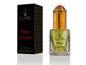 El Nabil - Musc Yassine - Parfémový olej - Pro muže