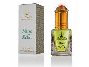 El Nabil - Musc Bella - Parfémový olej - Pro ženy