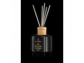 Mandarine Sicilienne - Aroma difuzér s bambusovými tyčinkami 150 ml