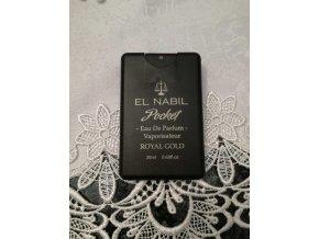 Royal Gold parfémová voda 20 ml