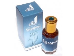 Salsabeel - koncentrovaný parfémový olej unisex
