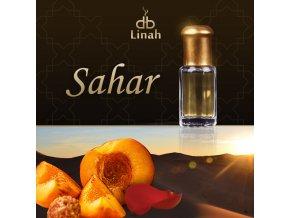 Linah - Sahar - Parfémový olej - Dámský