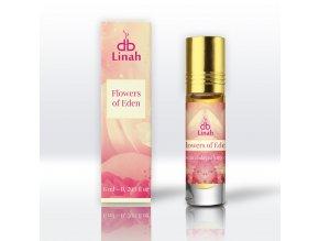 Linah - Flowers of Eden - Parfémový olej - Dámský