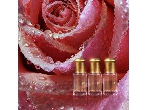 Sada tří smyslných květinových parfémů - Sadika, Ann, Hanna 3 x 3 ml