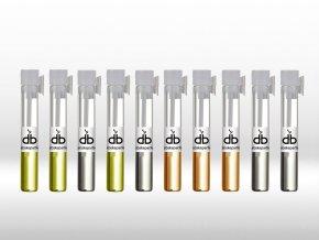 Sada vzorků Vanilkové vůně 5 x 0,5 ml