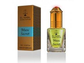 Musc Secret parfémový olej