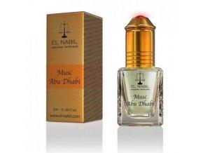 El Nabil - Musc Abu Dhabi - Parfémový olej - Pro muže