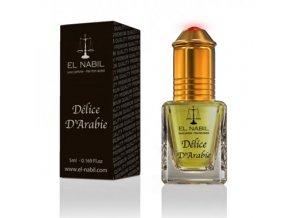 El Nabil - Delice del Arabie - Parfémový olej - Dámský