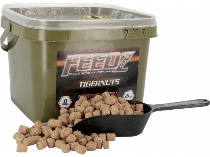 FEEDZ TIGERNUT PELLETY 4KG (VARIANT 4 mm)