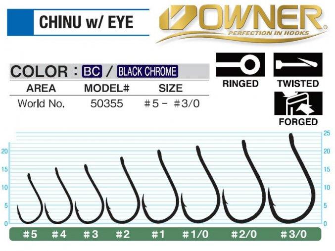 owner chinu w eye original