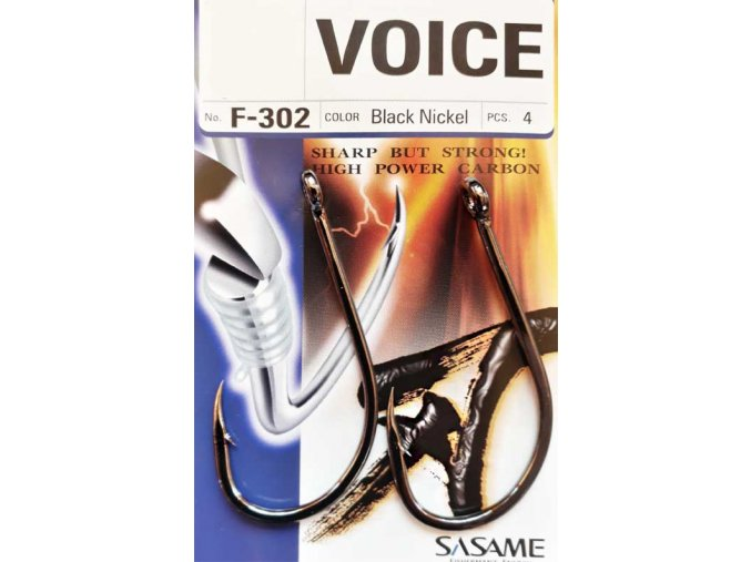 Sasame Voice (Veľkosť 4/0)