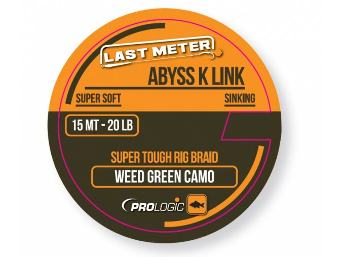 2230 1 prologic abyss k link 15 m 30 lbs