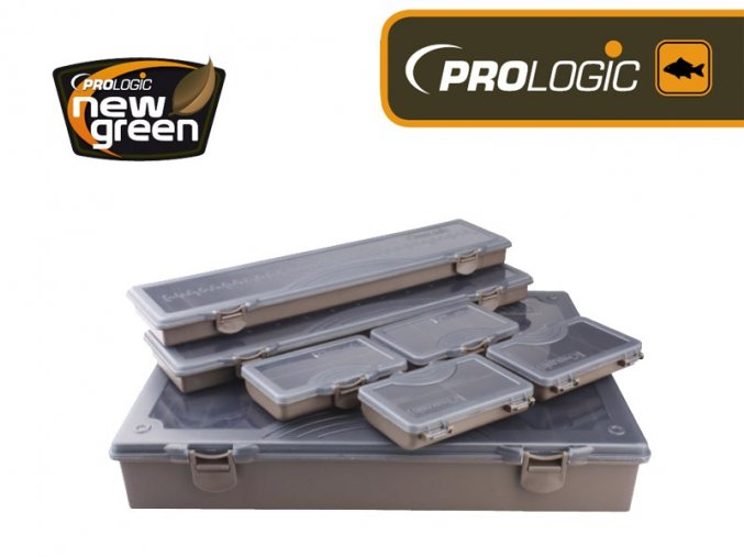 2254 1 prologic new green tackle organizer