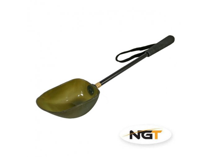 2386 1 ngt tackle ngt zakrmovacia lopatka rukovat 35cm