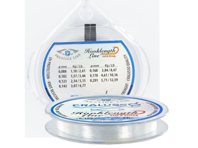 NADVÄZCOVÝ VLASEC CRALUSSO PRESTIGE (priemer 0,14 mm)