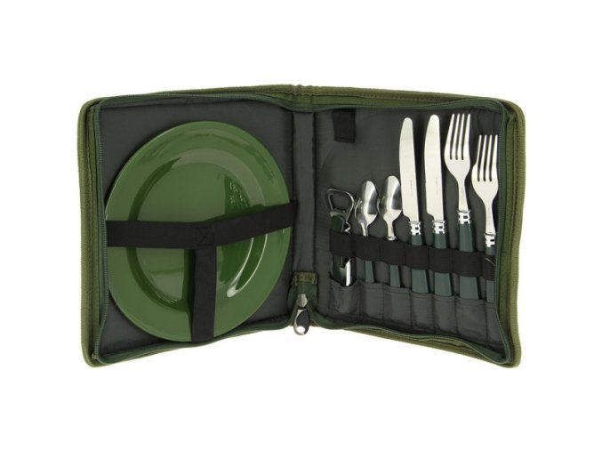 ngt jedalenska sada day cutlery plus set camo