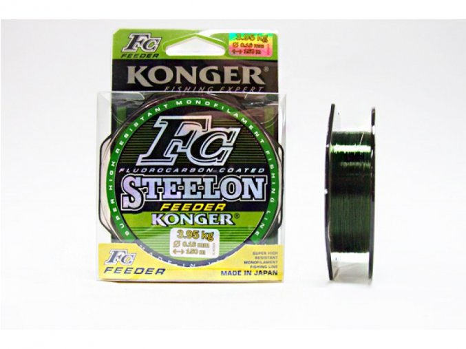 Konger Steelon FC1 Feeder - 150m  (priemer 0,28 mm)