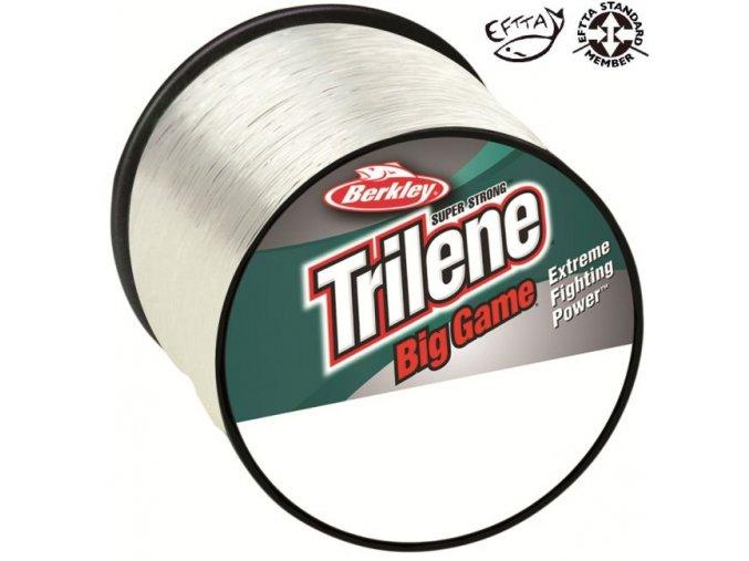 TRILENE BIG GAME - CLEAR (priemer 0,38 mm/600 m)