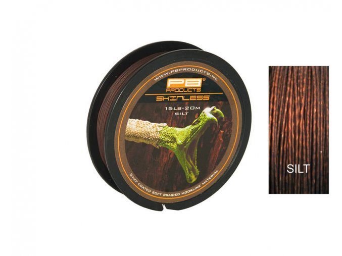 PB Products Skinless - 20m  (Farba SILT, Sila 25 lb)