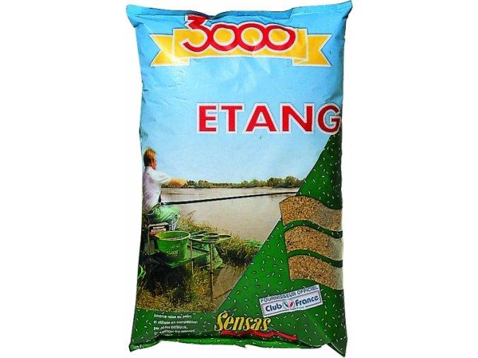 CLASSIC 3000 SERIA - 1KG (príchuť Etang (jazero))