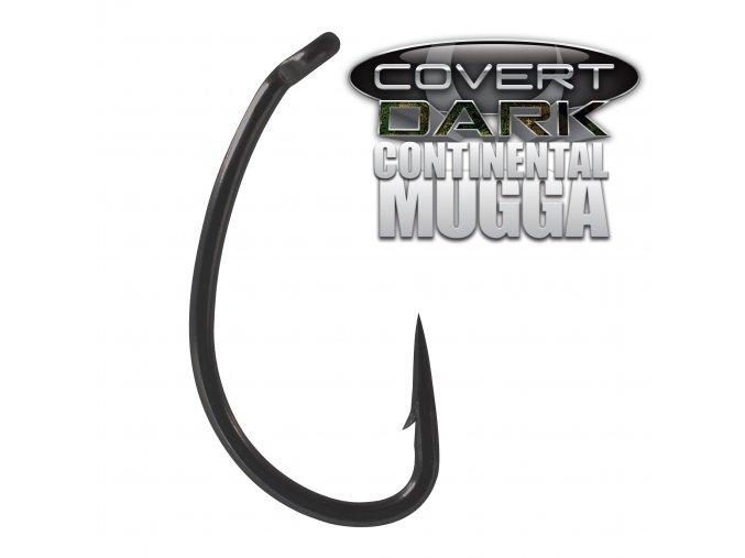 Covert Dark Continental Mugga BARBED (Veľkosť 10)