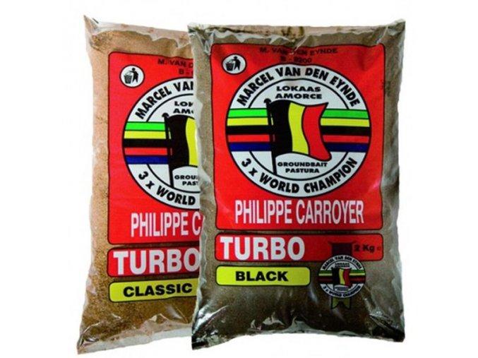 Krmítková Zmes Turbo 2 kg (VARIANT čierné)