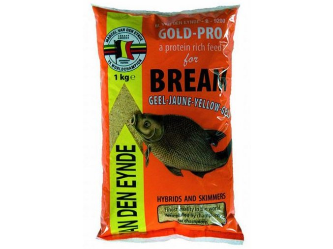 mvde krmitkova zmes gold pro bream yellow 1 1