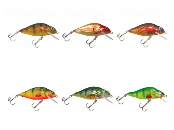 Mistrall Perch Diver 5 cm/7 g (Farba 064)