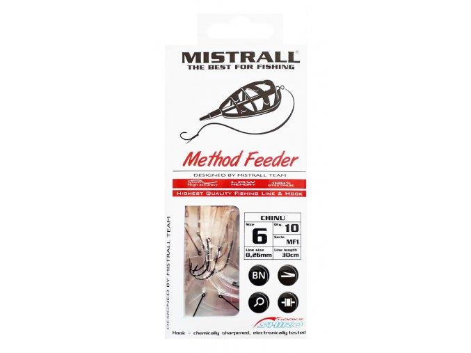 Mistrall MF1 nadväzce s trňom (VARIANT 12/0,20 mm)