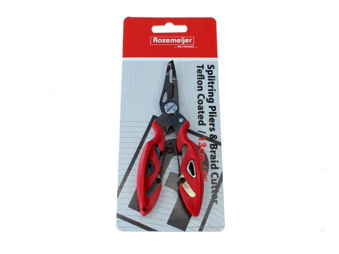 67020 Rozemeijer Splitring Pliers Braid Cutter