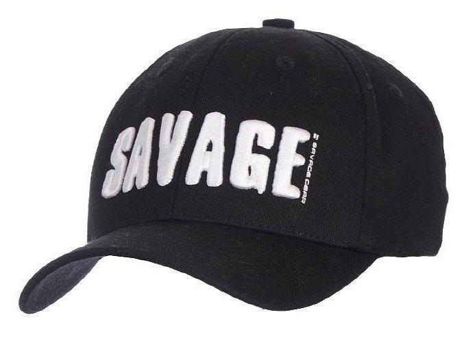 savage gear siltovka simply savage 3d logo cap 1 1