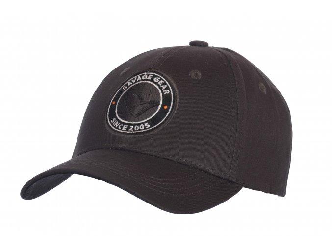 SIMPLY SAVAGE BADGE CAP