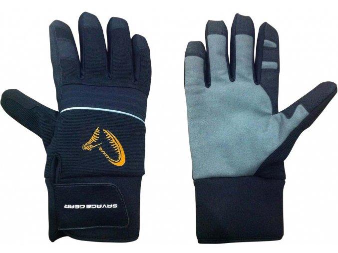 Savage Gear Rukavice Winter Thermo Glove (Veľkosť XL)