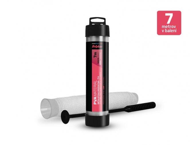 Delphin PVA pančucha na tube + tĺk / 7m (VARIANT široká)