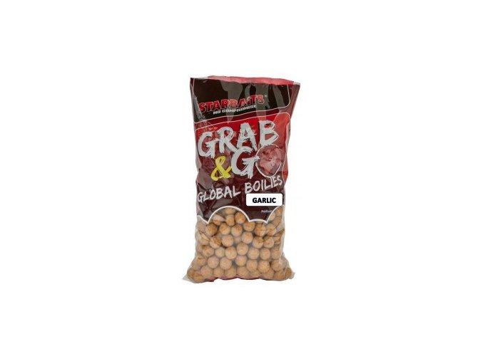 G&G GLOBAL BOILIES - 2,5KG/20MM (príchuť BANANA CREAM)