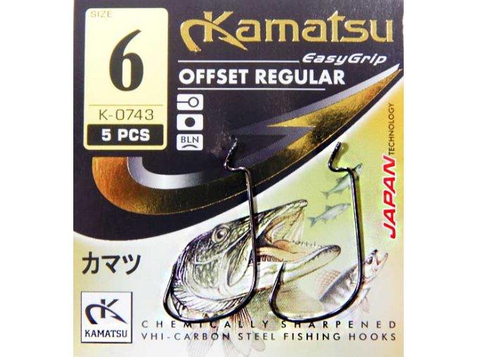 Kamatsu Offset regular  (VARIANT 3/0)